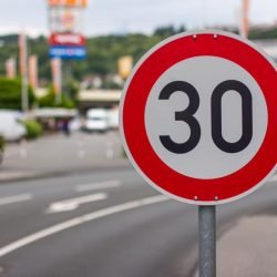 New speed limits Albir
