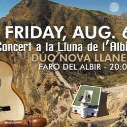outdoor concert albir